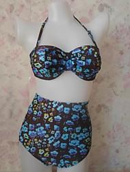 Women's Halter Bikini Swimsuit