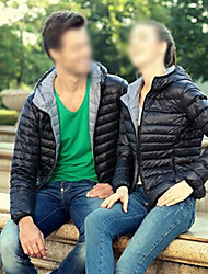 De baibian damesmode ongedwongen warme katoenen jas
