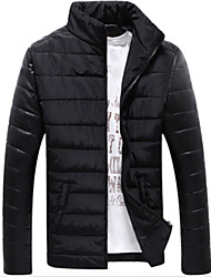 Wans Men's Cotton Fashion Coats & Jackets
