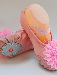 Ballet Kids' Sneakers Flat Heel Fabric Dance Shoes (More Colors)