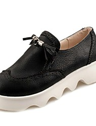 Women's Shoes Round Toe Low Heel Loafers Shoes More Colors available