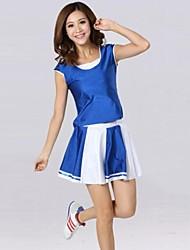 TenueCoton / Polyester,Costumes de Pom-Pom Girl / Spectacle)Costumes de Pom-Pom Girl / Spectacle- pourFemme Spectacle / Entraînement