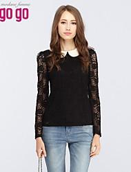 lagogo Frauen Lanze T-Shirt