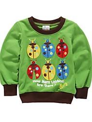 Boy's Cotton Hoodie & Sweatshirt , Spring/Fall Long Sleeve