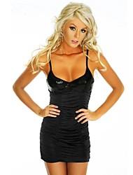 женская сексуальная Bodycon блестка участник мини-платье