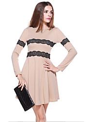 robe de mode coréenne européen de anlywomen