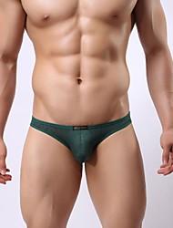 Männer transparent sexy schmale Taille Netzgarn Höschen