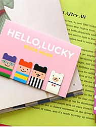 Cute Metal Bookmark Kids Birthday Party Present Wedding Reurn Gifts Favors(4pcs/set)