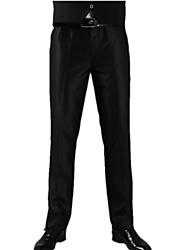 Pants Polyester/Fleece Black