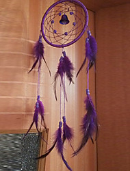 plume et la cloche Dream Catcher