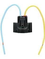 adaptador de tomada suporte da lâmpada carro h8 (12 centímetros-cabo)