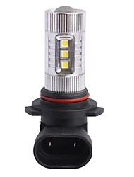Feux antibrouillard/Lampe Frontale Automatique 6000K 9006