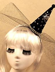 antler strega strano carnevale delle donne cappello fascia