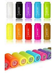 USB Rechargeable Mini Torch LED Light 0.5W 25LM Flashlight (Random Color)