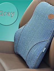 micro mémoire de fibres véhicule mousse voiture oreiller taille coussin de taille de charbon de bambou purification de l'air toutes saisons générale