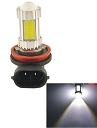 Carking™ Vehicle Car 25W H8 COB LED Fog Light Headlight Lamp Bulb-White(12V 1PC)