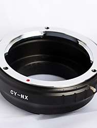 c / y cy Contax Yashica mount lens voor Samsung NX-camera-adapter cy-nx adapter