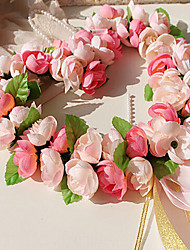 Heart Shape Hanging Flower Décor