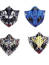 Máscara Facial Ciclismo - Respirável