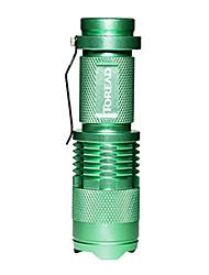 Toread LED Flashlights Mode 140-200 Lumens 14500 / AA Adjustable Focus LED LEDCamping/Hiking/Caving / Cycling / Traveling / Driving /