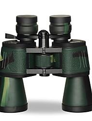 7x 50 mm Binoculares Impermeable / Antiempañamiento / Genérico / Maletín / Prisma de azotea / Alta Definición / Visión nocturna 168m/1000m
