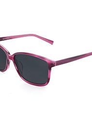 Wangcl Polarized Rectangle Acetate Fashion Sunglasses