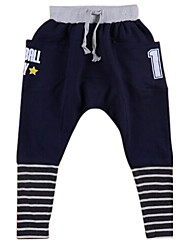 Baby Jimmy ®Boy's child cotton harem pants casual trousers new printing