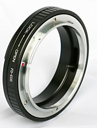 Macro Canon FD Lens to Canon EOS EF mount lens adapter ring NO GLASS 5D III 6D 70D 700D