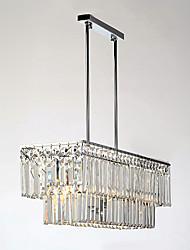 Lámparas Araña Mini Estilo Moderno / Contemporáneo Sala de estar Metal