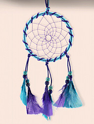 blu e viola Dream Catcher