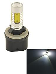 Carking™ Auto 880 11W 5SMD LED Lens Headlamp Foglight Bulb-White(12V 1PC)