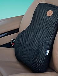 charbon de bambou épuration de l'air d'un seul toutes les saisons mémoire générale oreiller voiture de véhicule de mousse de taille coussin de taille
