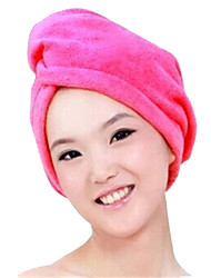 Bathroom Gadgets, Creative Shower Cap , Holiday or Birthday Gift(Random Color)
