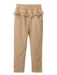 ragazze balza stile spandex pantaloni skinny