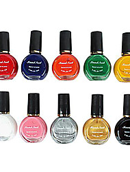 Stampa Professional / Stamping Nail Polish (10ml/pc, colori assortiti)