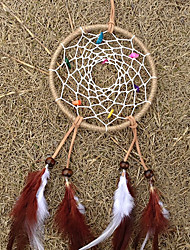 Linen Indian Dream Catcher