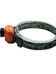 Scheinwerfer (Wasserdicht / Größe S) - LED Modus 18 Lumen AAA Cree R2 Batterie -Camping / Wandern / Erkundungen / Radsport / Klettern /