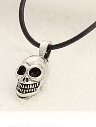 Personalized Skull Necklace