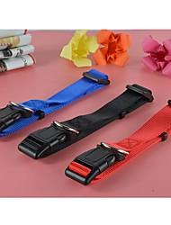 Cat / Dog Collar Waterproof Red / Black / Blue Nylon