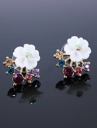 Daishilin Fashion Diamond Earring