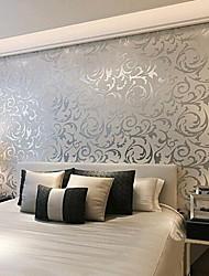 art contemporain de papier peint déco murale couvrant 3d art non-tissé mur de papier