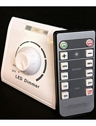 110V-240V Max Output 250W IR Dimmer Switch for Led Lights Infrared Remote Control Adjust the Lamp Freely High Quality