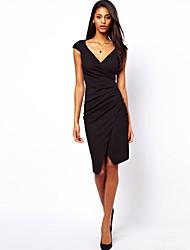 Matinee Women's New European Slim Dress