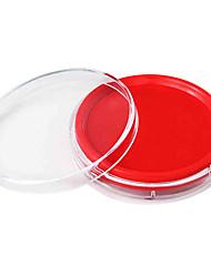 asciugatura rapida pad inchiostro rosso (2 pezzi)