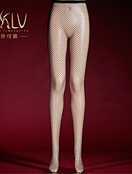 Women Sexy Nylon/Spandex Fishnet Stockings