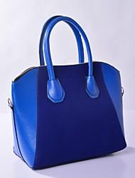 DLH ®  2014 New Ladies Fashion Shoulder Bag Handbag Splicing package   ZZ-341