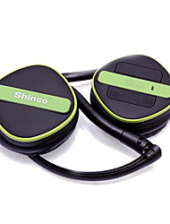 Shinco AM7 Sports Headphone Bluetooth V4.1 Over Ear with Wireless Microphone Stereo for PC/Phone