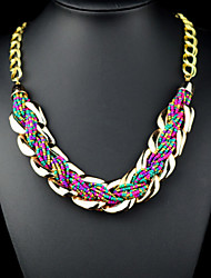 Gaogo Women's High Quality Handwork Elegant Pendant Include Necklace