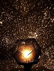 DIY Romantic Galaxy Starry Sky Projector Night Light+Constellation Manual