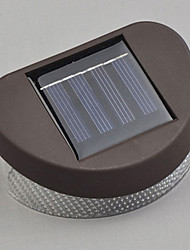Modern Rechargeable LED Solar Wall Light Garden Wall Lights